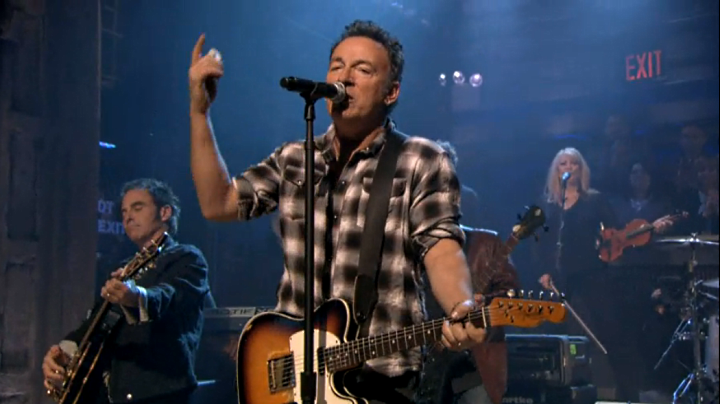 Bruce Springsteen & The E Street Band: Wrecking Ball (27.02.2012)