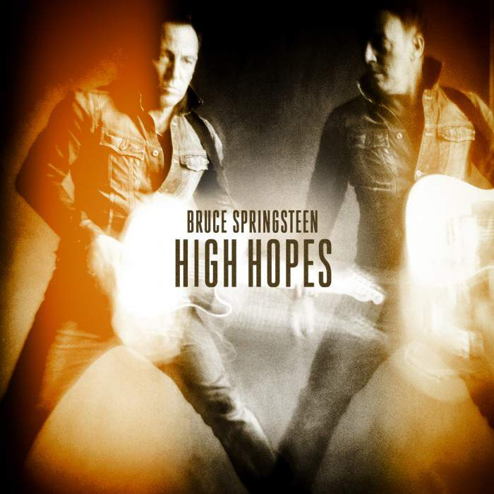 High Hopes - nowy album Bruce'a Springsteena