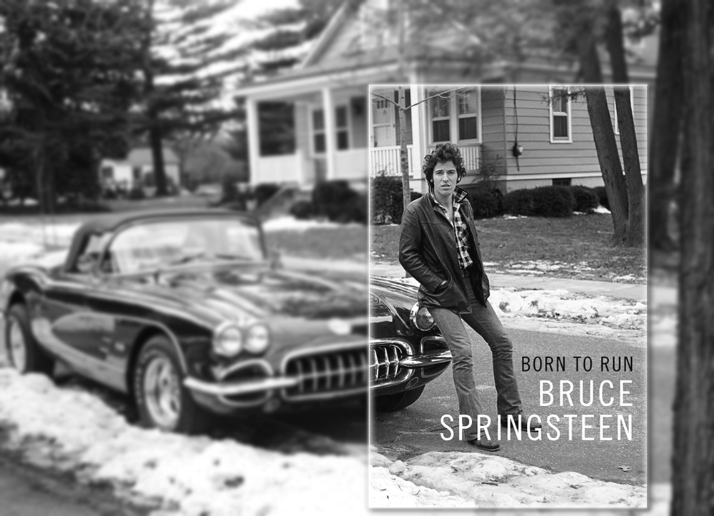 "Autobiografia Bruce'a Springsteena ""Born To Run"" po polsku!!!"