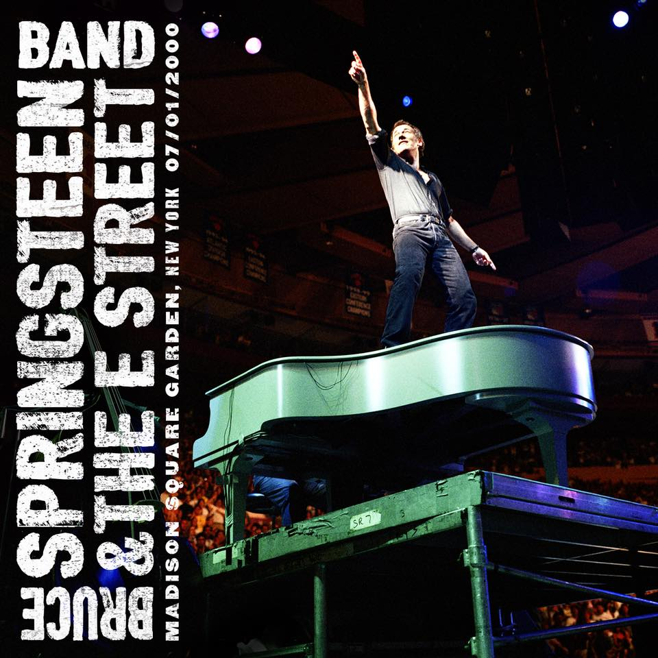 Bruce Springsteen & The E Street Band, Madison Square Garden, 1.07.2000