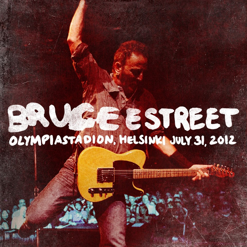 Bruce Springsteen & The E Street Band - Helsinki 2012