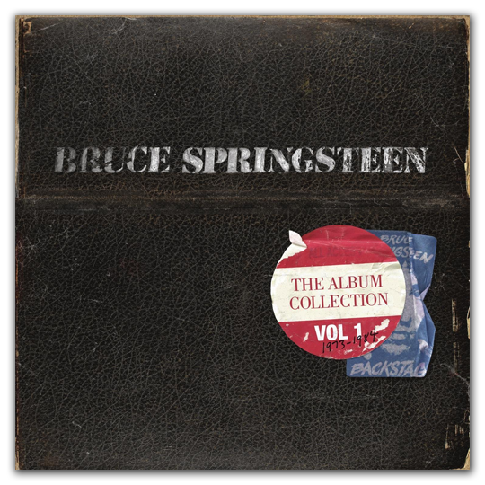 Bruce Springsteen: The Album Collection Vol. 1 1973-1984