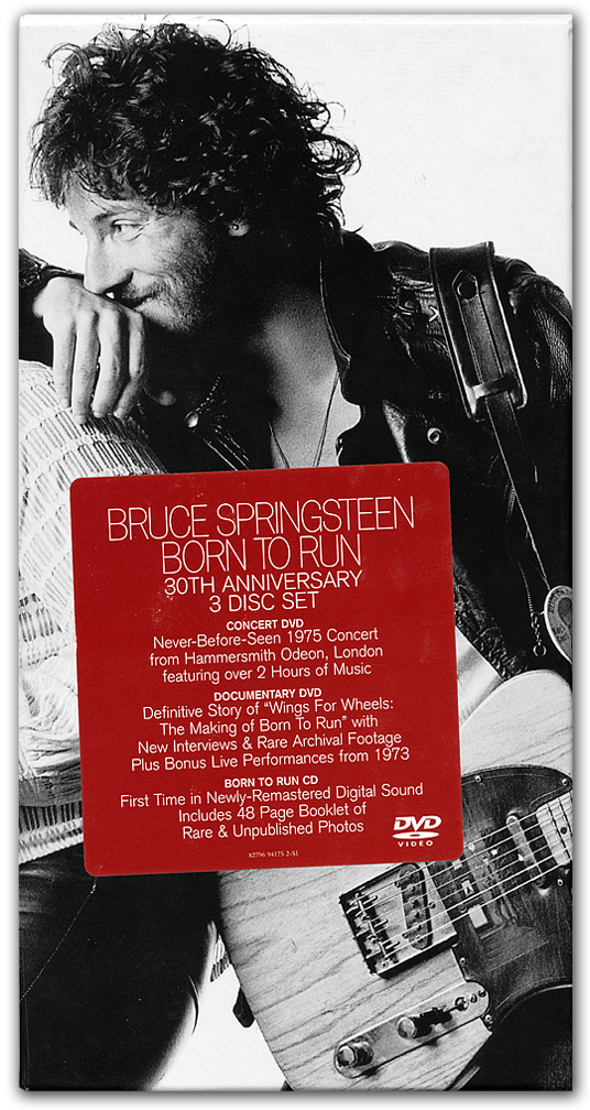 Bruce Springsteen - Born to Run: 30th Anniversary Edition