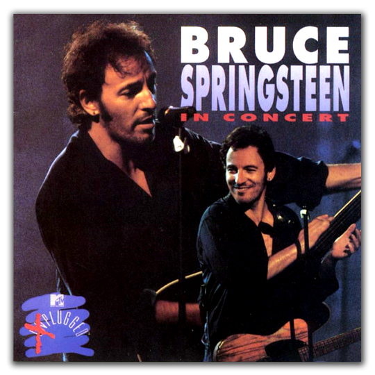 Bruce Springsteen In Concert - MTV Plugged