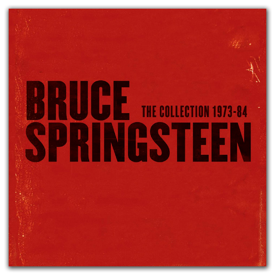 Bruce Springsteen – The Collection 1973-84