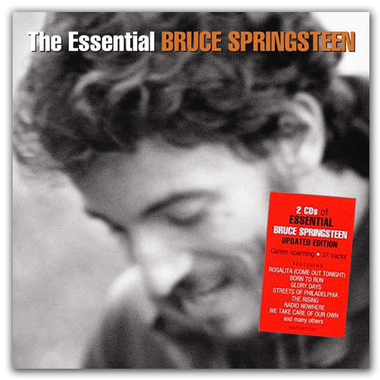 The Essential Bruce Springsteen (2CD, 2015)