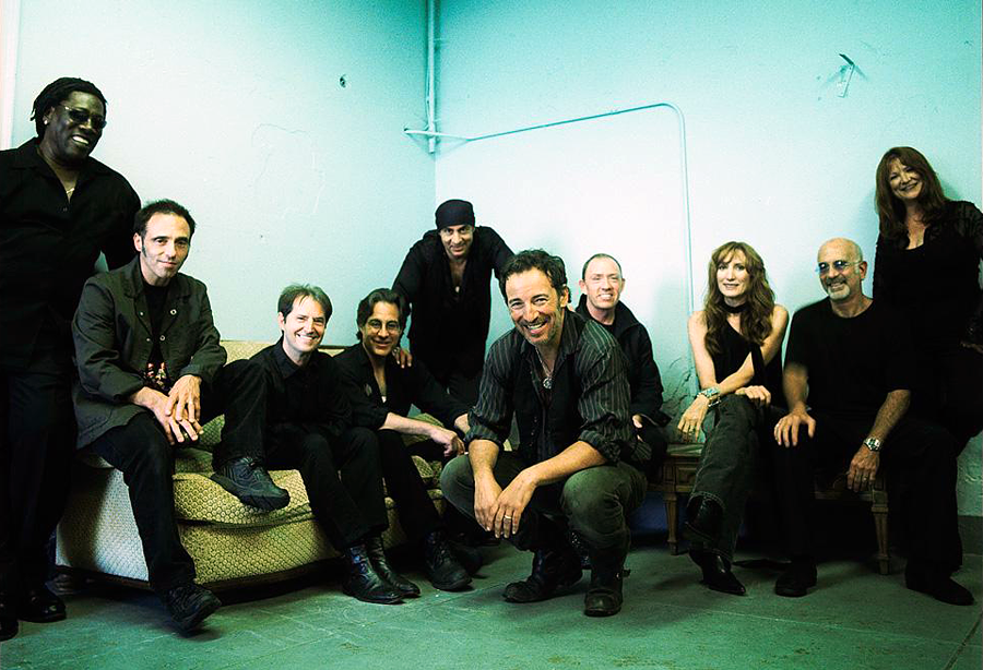 Bruce Springsteen & The E Street Band (fot. Danny Clinch)