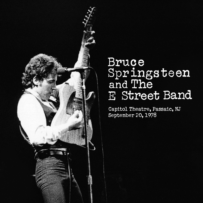 Z archiwum Bruce'a Springsteena: Capitol Theatre '78