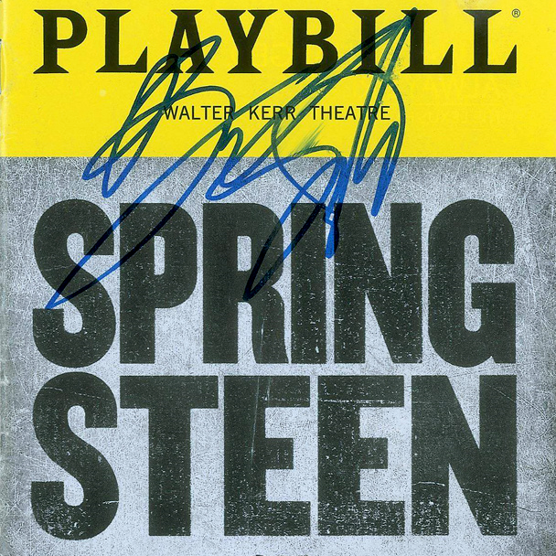 Springsteen On Broadway. Posłuchaj audycji Musicale, Musicale!