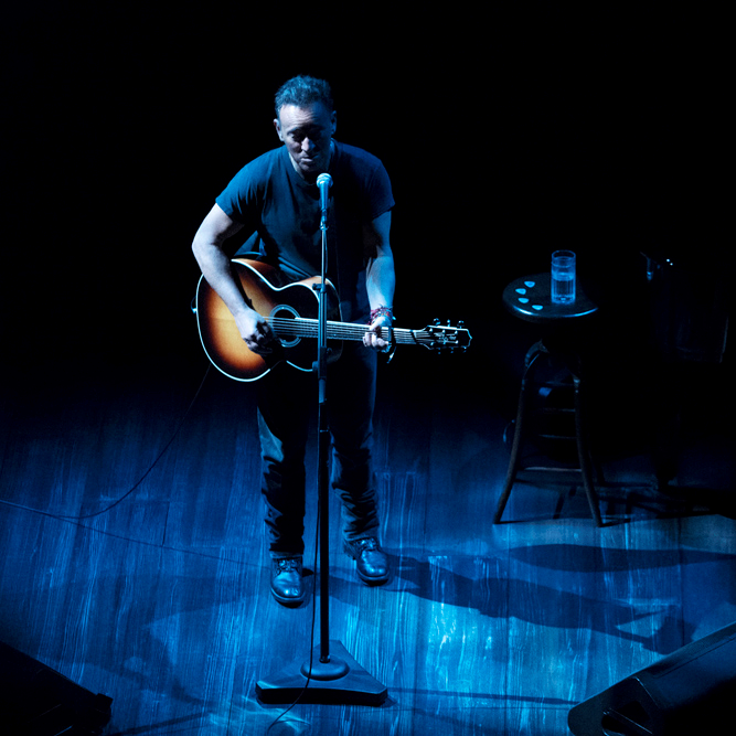 Springsteen on Broadway – rockandrollowe rekolekcje