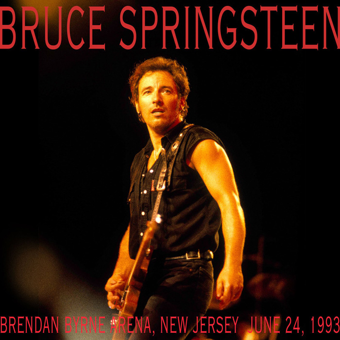 Z archiwum Bruce'a Springsteena: East Rutherford 1993